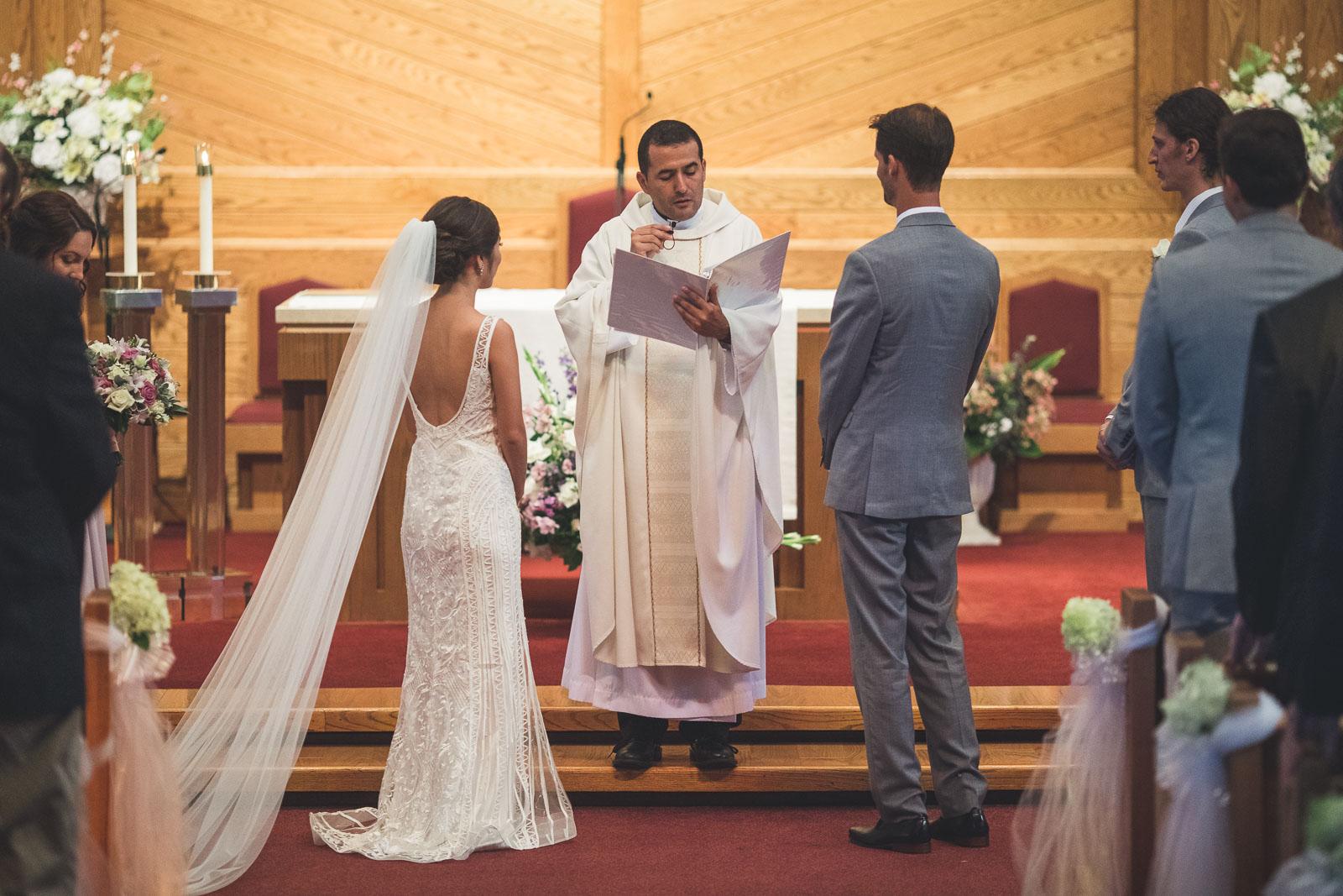 St. Jude Parish Budd Lake NJ Wedding Photography