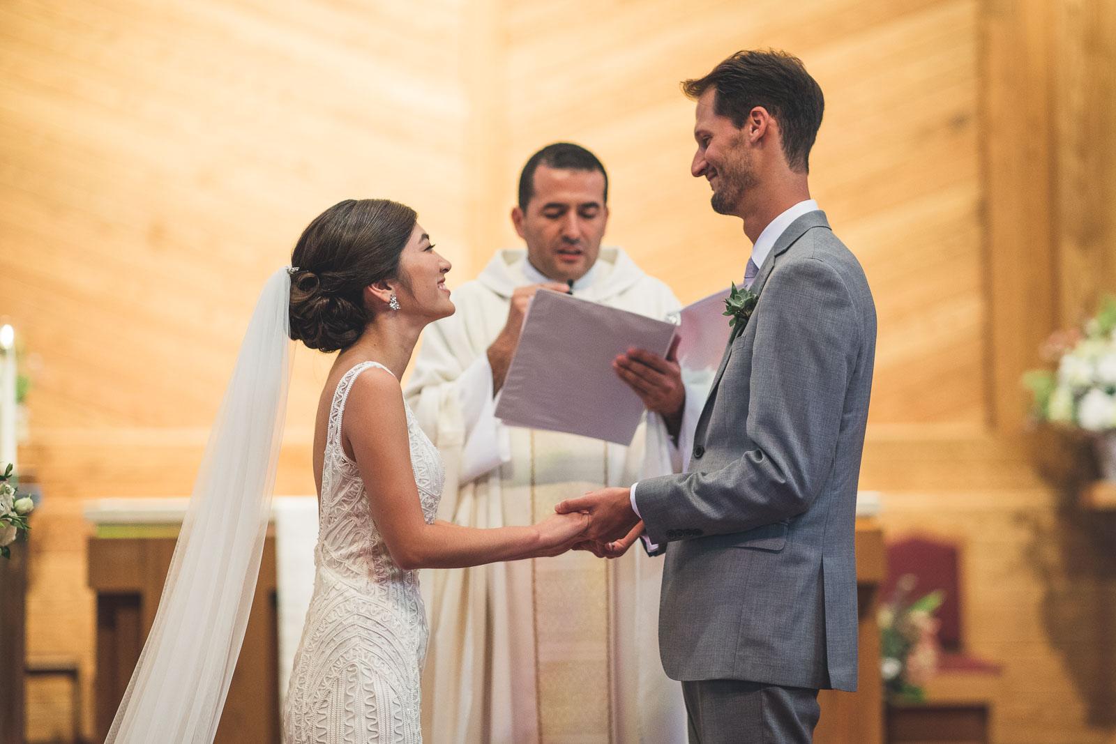 St. Jude Parish Budd Lake NJ Wedding Ceremony