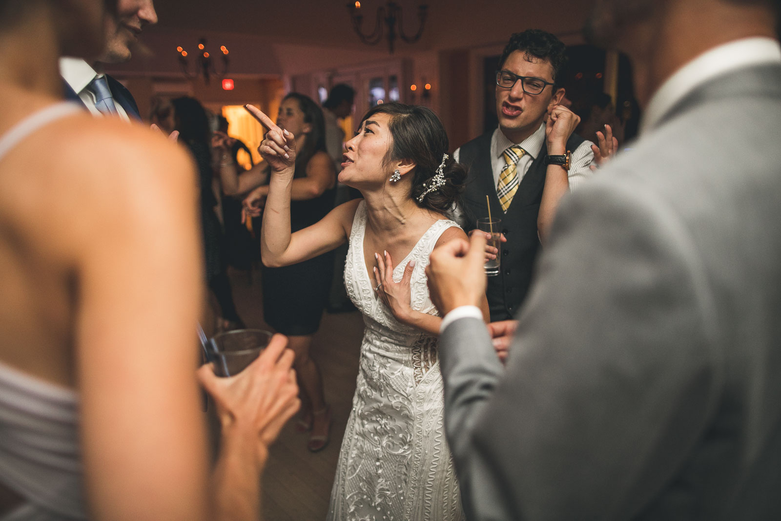 Wedding Photography Rock Island Lake Club
