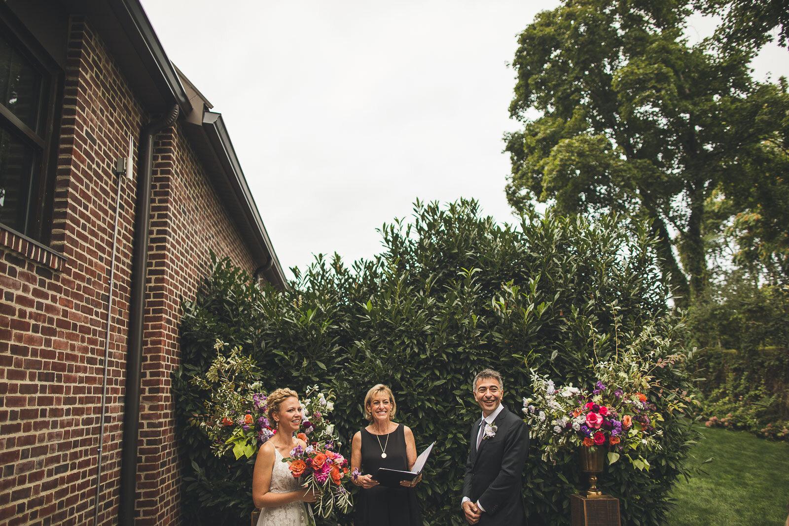 Ninety Acres Wedding Ceremony