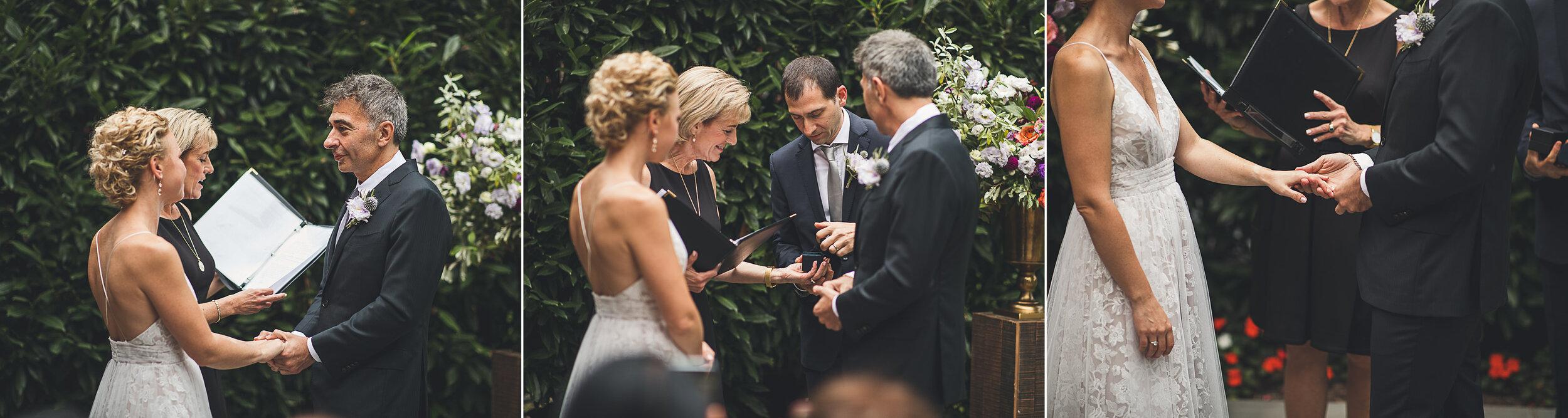 Natirar Park Wedding Ceremony