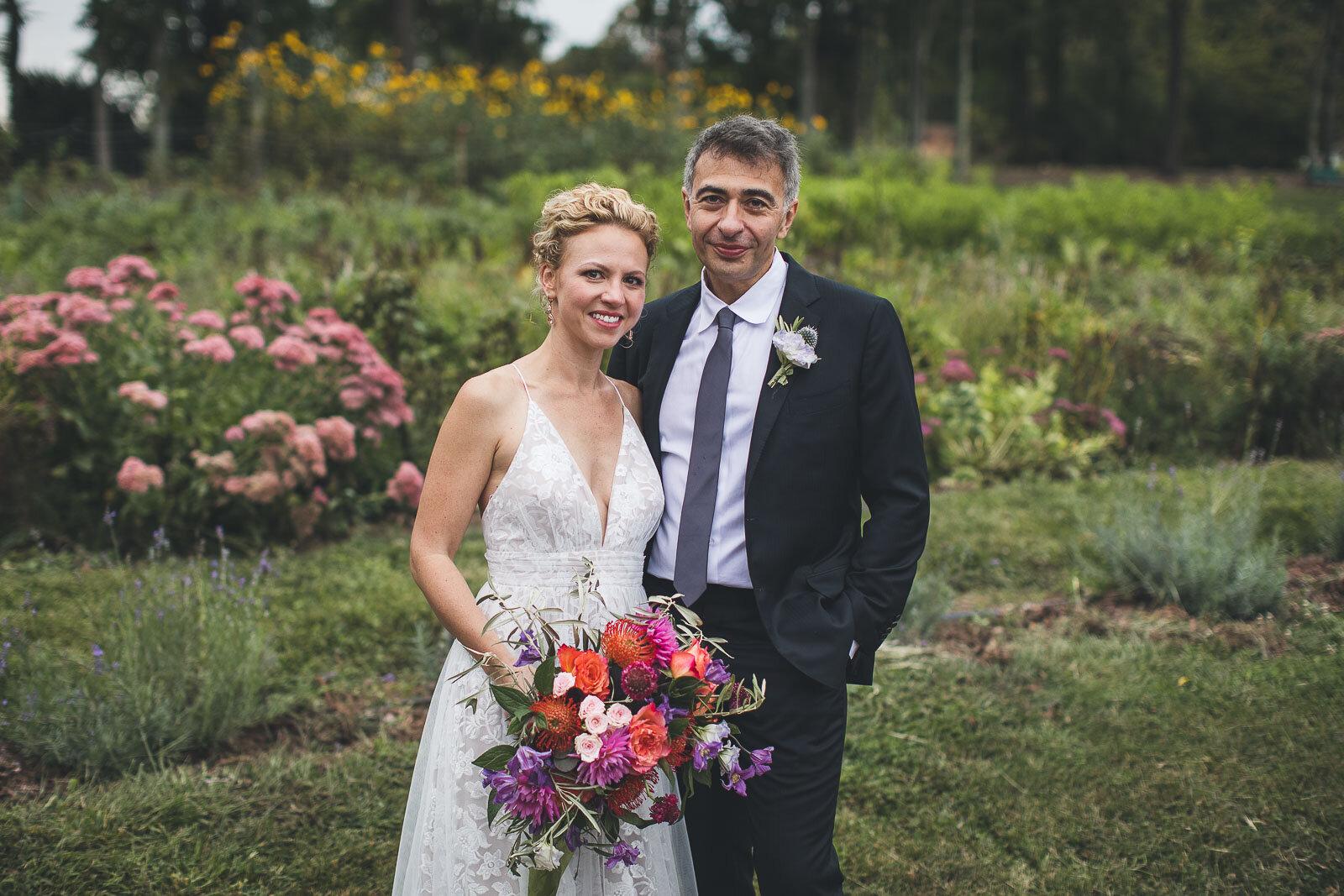 Wedding Portraits Ninety Acres