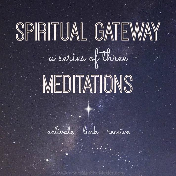 Spiritual Gateway Meditations Amanda Meder