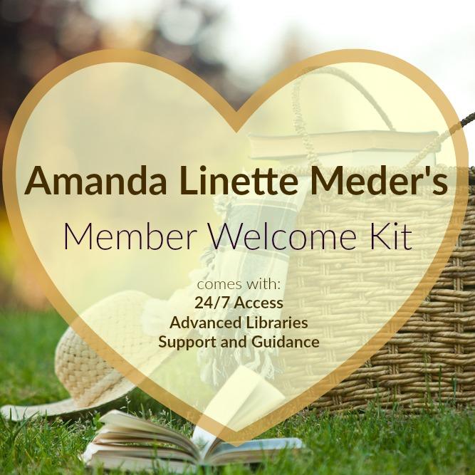 Members Welcome Kit - Amanda Linette Meder Membership Program