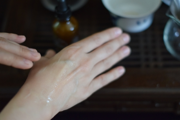 Photo of Skin Soother texture blended in by阿曼达·莱特·梅德