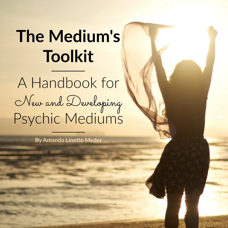 eBook,  The Medium's Toolkit: A Handbook for New and Developing Psychic Mediums