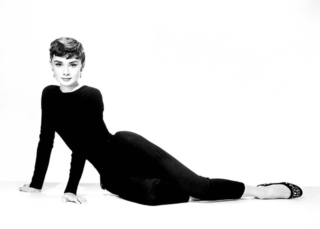 Sometimes celebrity visions represent archetypes. Image by  skeeze  from  Pixabay . Audrey Hepburn.
