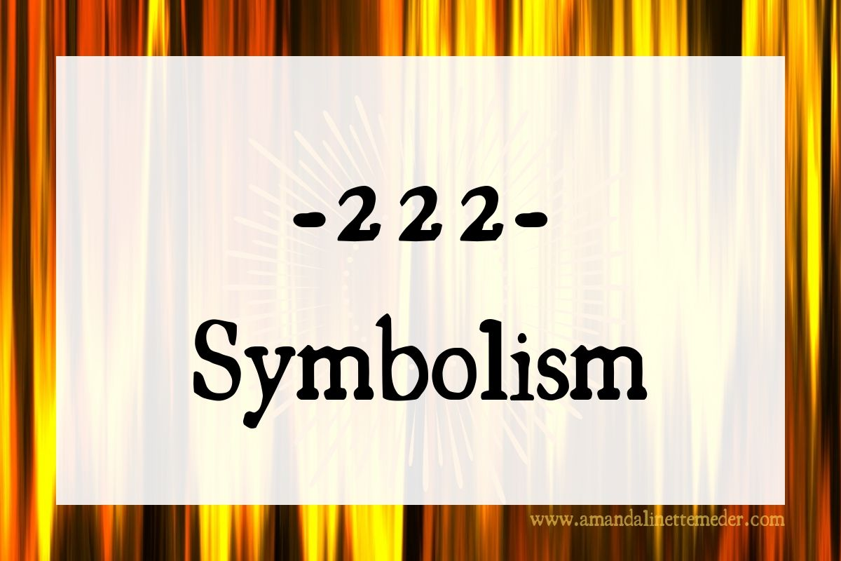 222 Symbolism. What Does seeing the number two everywhere mean? Image by  3D Animation Production Company  from  Pixabay  Gold Lines that look like a curtain with text overlay