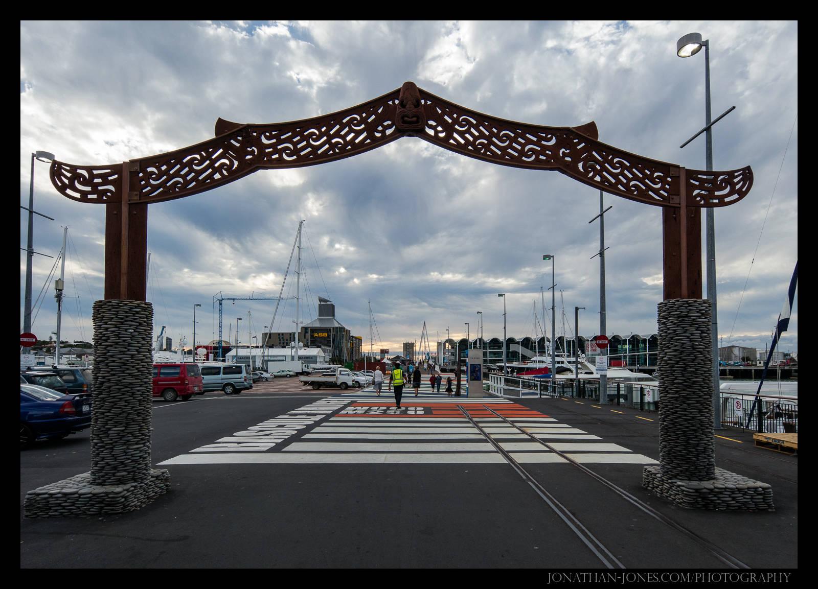 Auckland Harbour, New Zealand