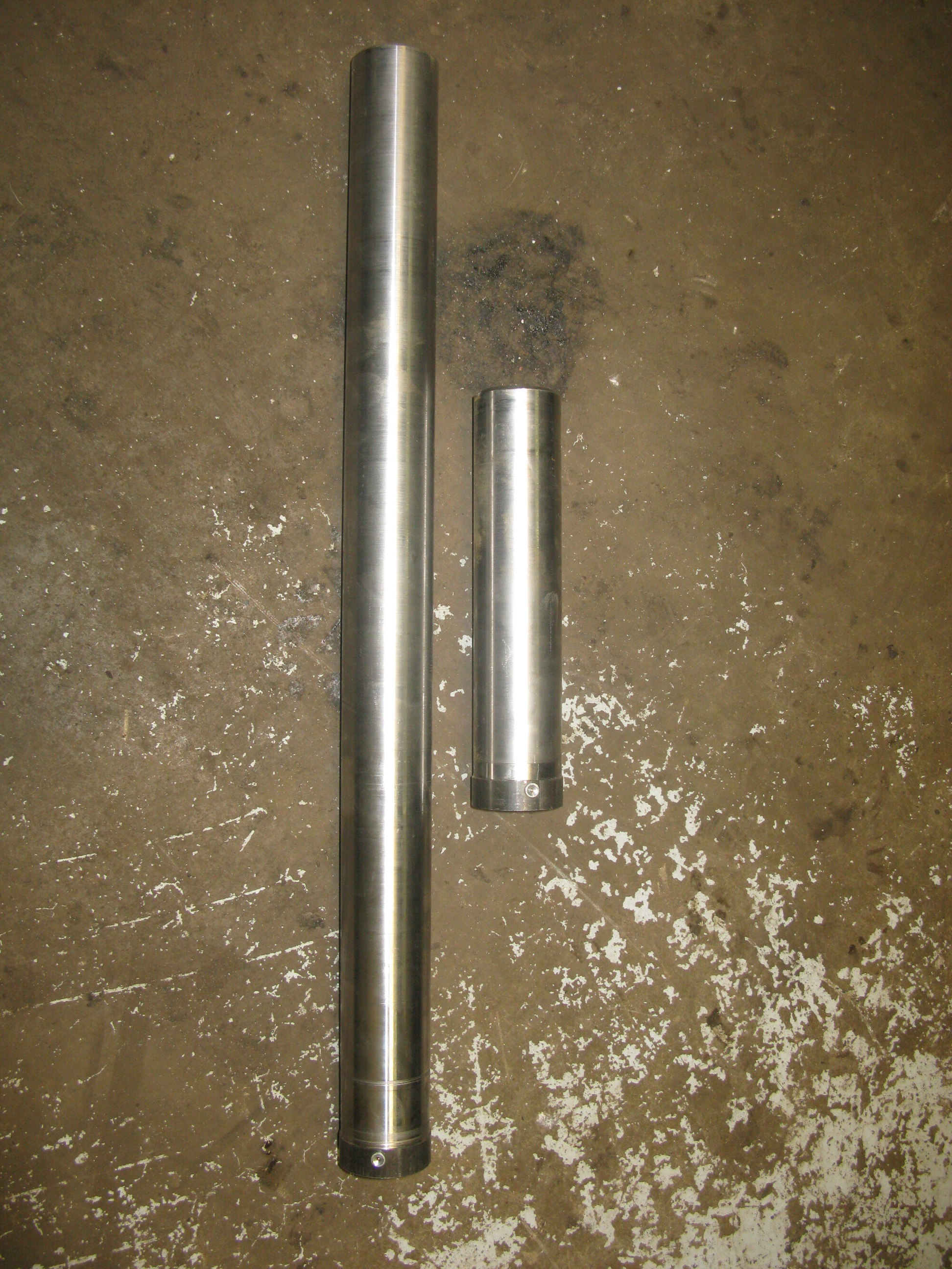 Axle sleeves