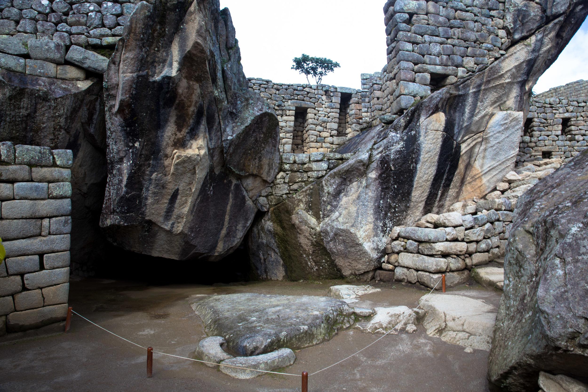 Temple of the Condor