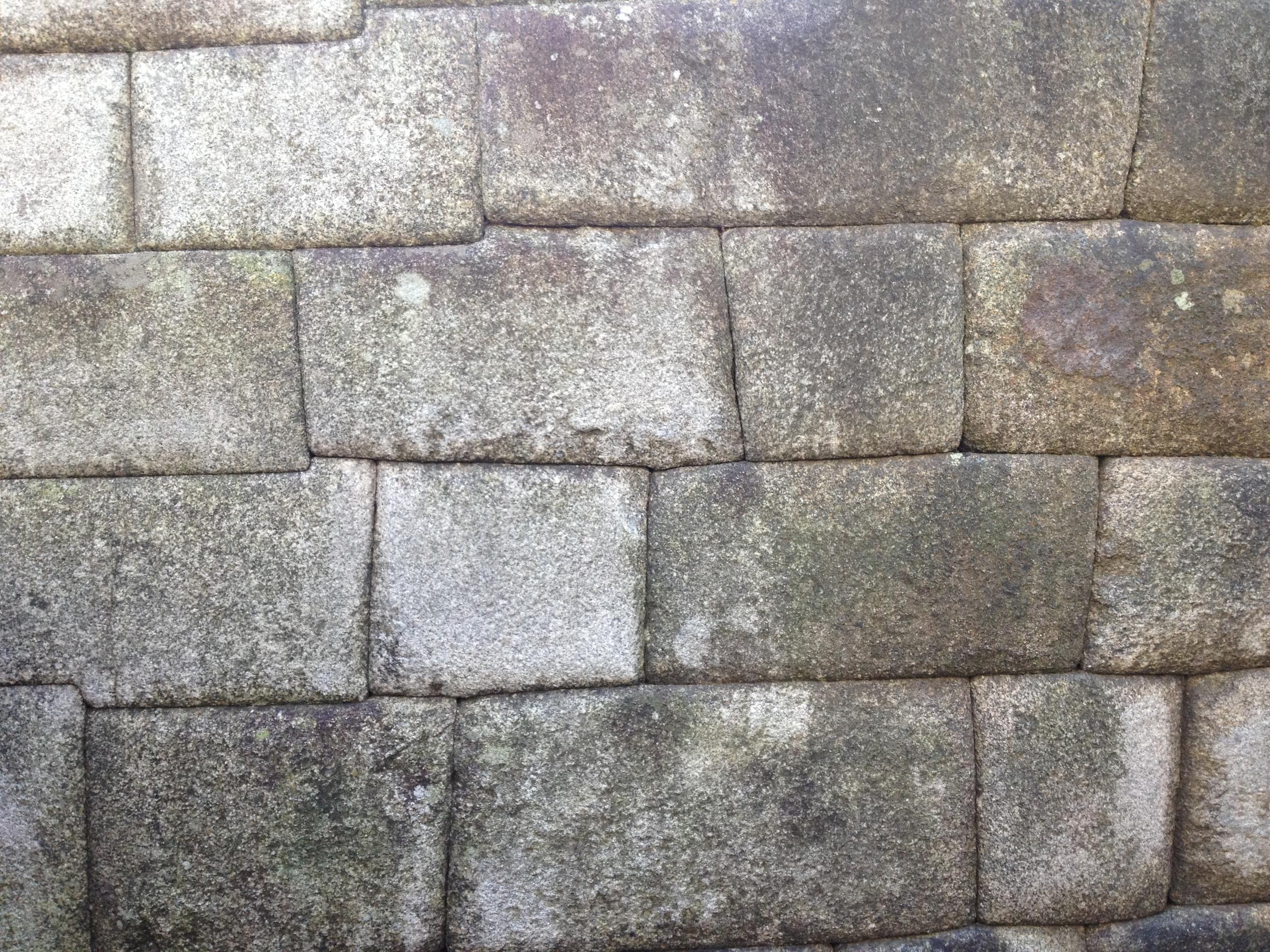 Stonework comparison