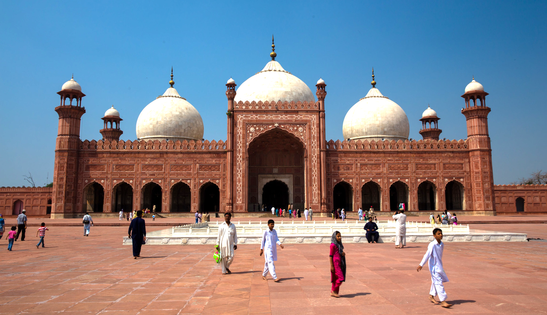 Badshahi mosque,Lahore