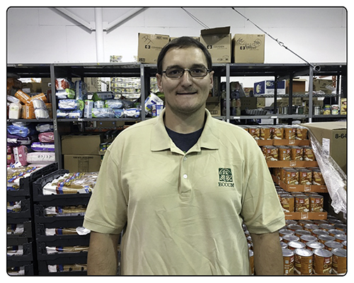 Robert Fulbright, Jr. - Food Pantry Assistant