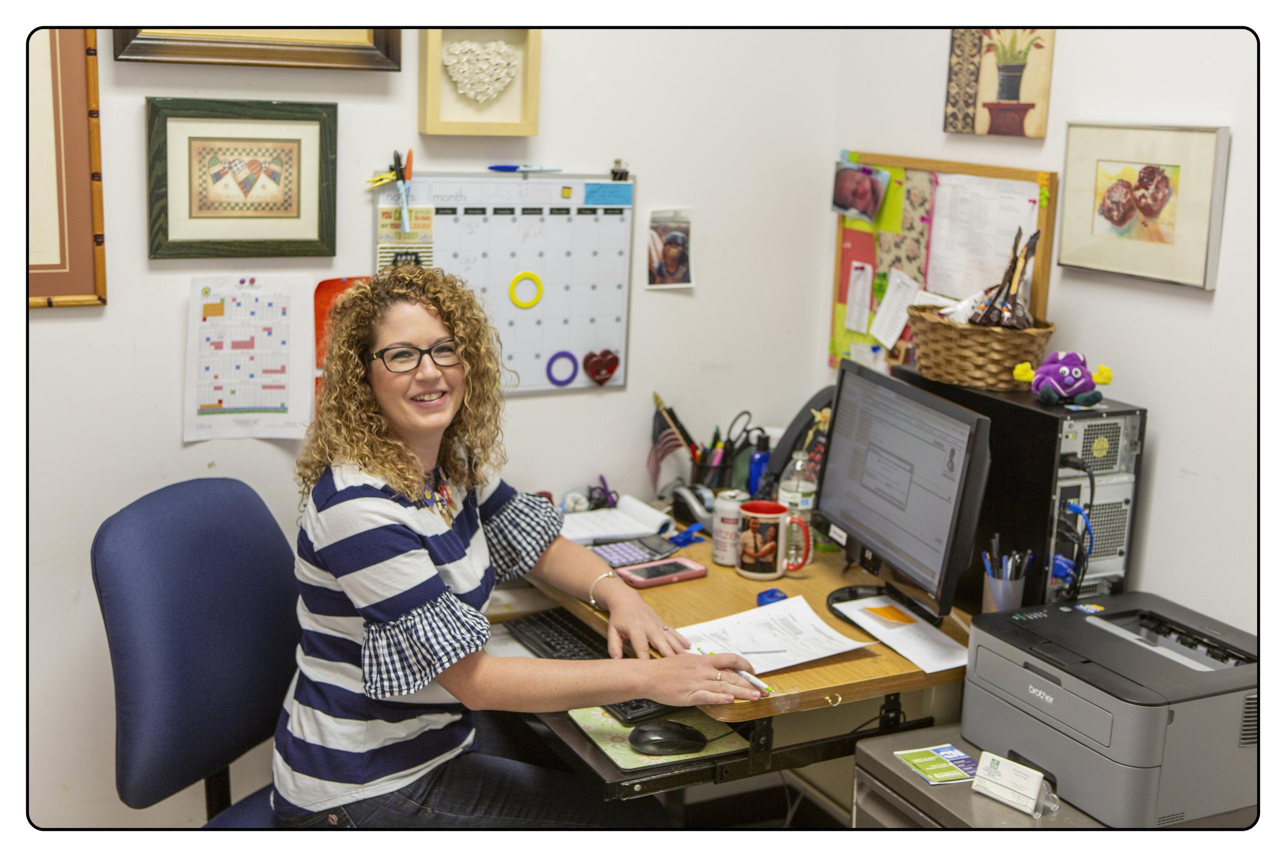 Liz Newsom - Case Manager