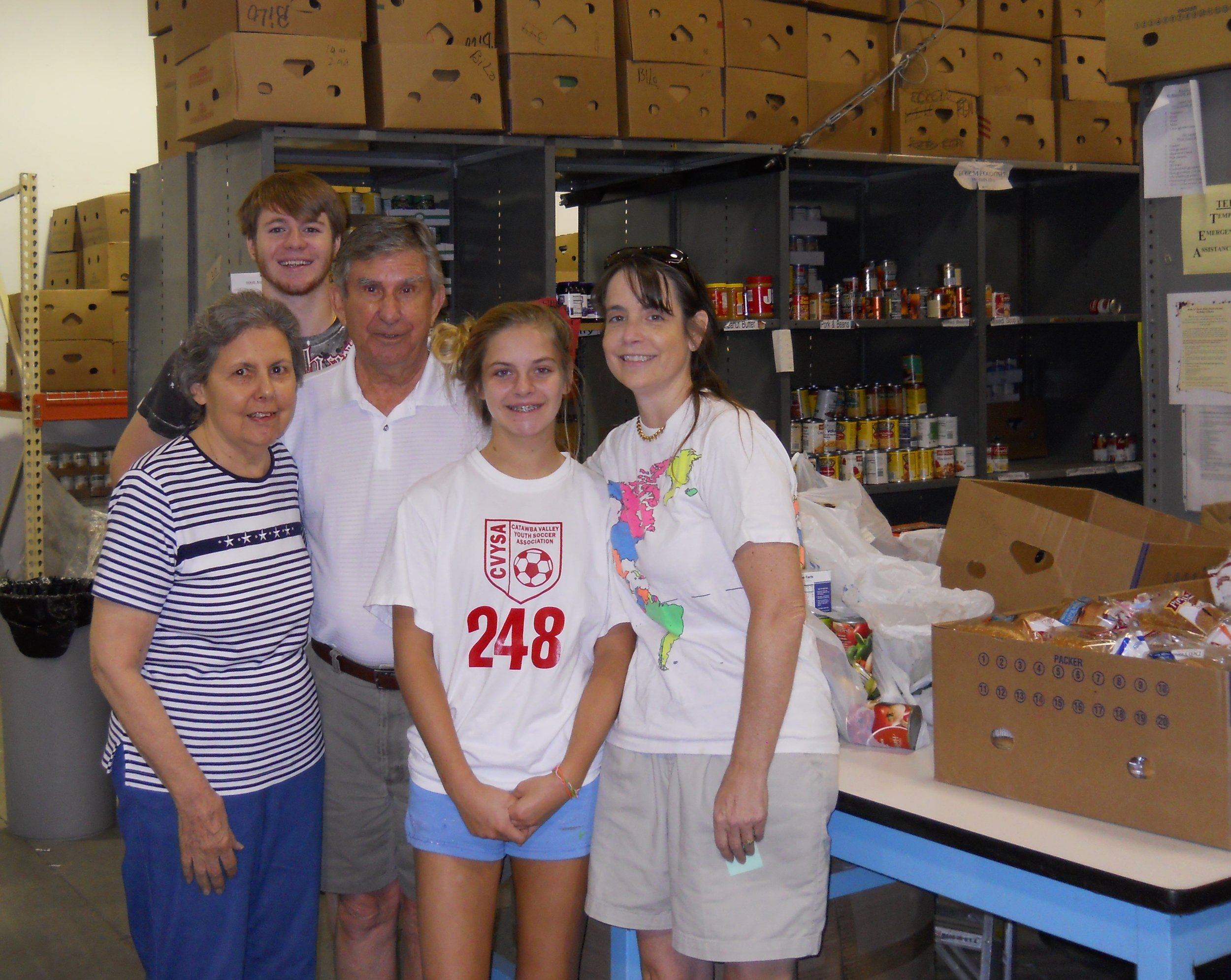 Charlie Bunn family.JPG