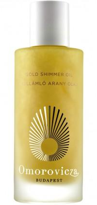 Gold Shimmer Oil