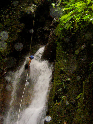 Canyoneering Tour  in  Arenal , Costa Rica