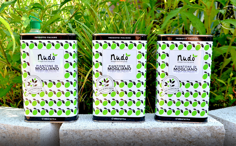 Nudo Italia Olive Oil