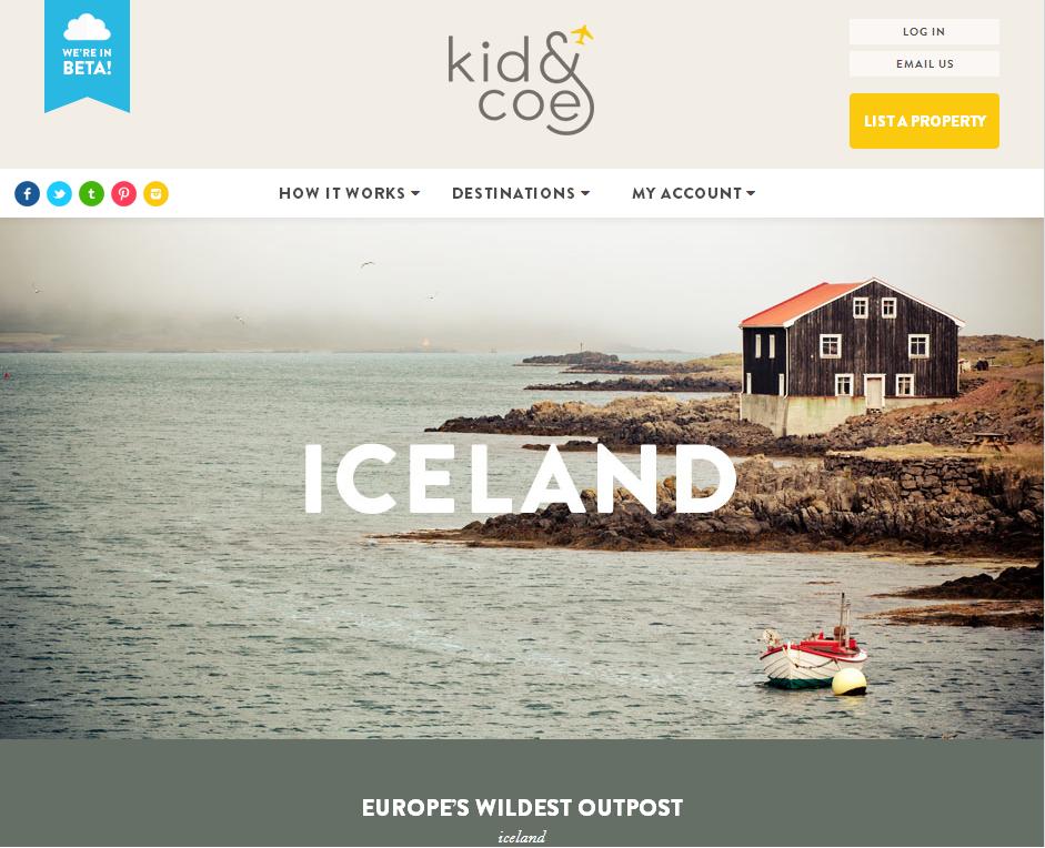 Kid&Coe Child Friendly Apartments & Homes