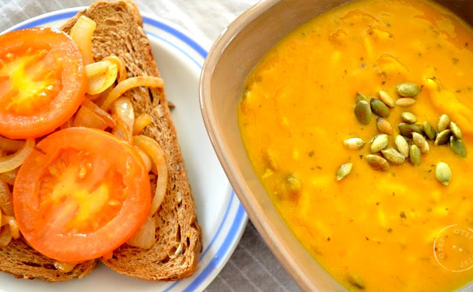Nicoise Pumpkin Soup   in: C  ulinary Adventures