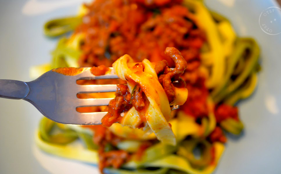 15 Min. Spaghetti Bolognese   in: It's a Snap!