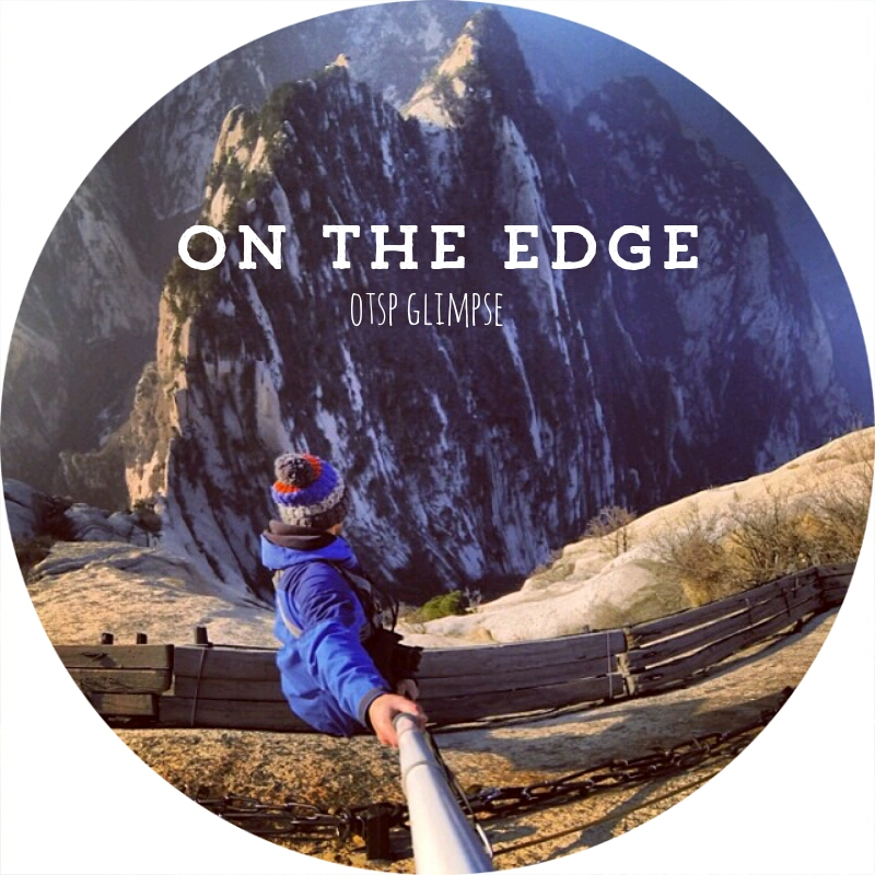 On the Edge    in:  OTSP   G  limpse