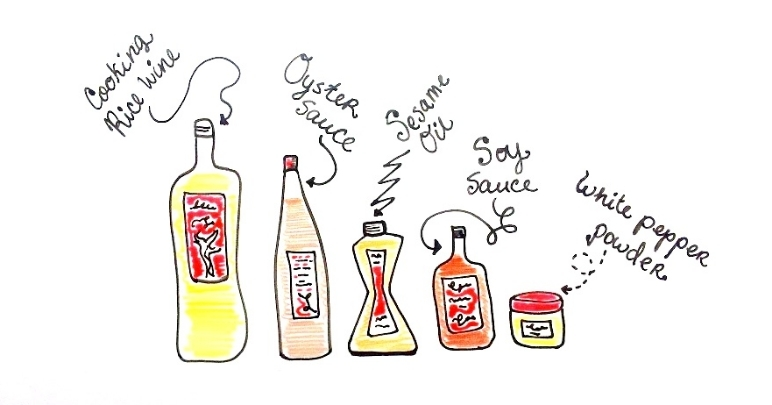 5     Essential Chinese Ingredients   in: Grocery List Refresh