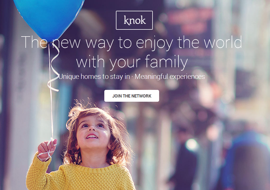 Knok - 1 of 5 Featured House Swapping Sites that help you travel like a local.