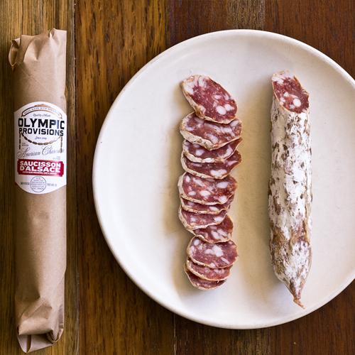 Slice-able Finger Foods