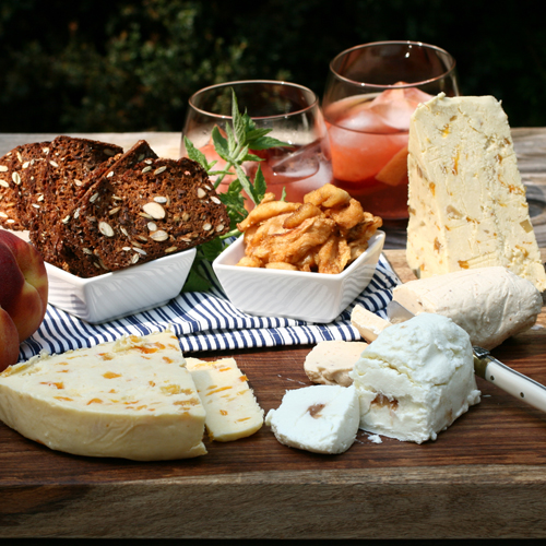 Spreads + Cheeses