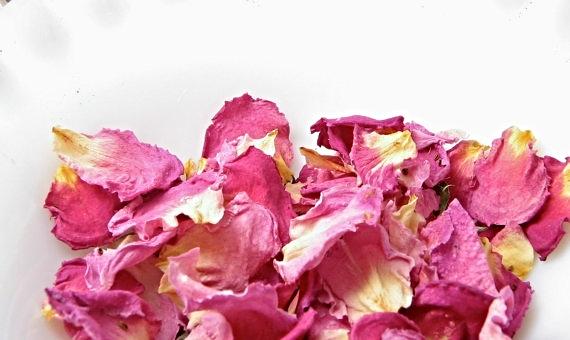 scented rose petals turkish
