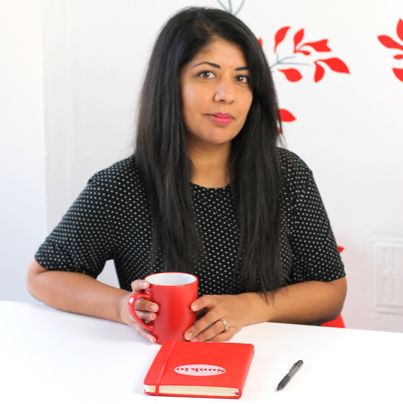 Deepa MistryDigital Strategist -