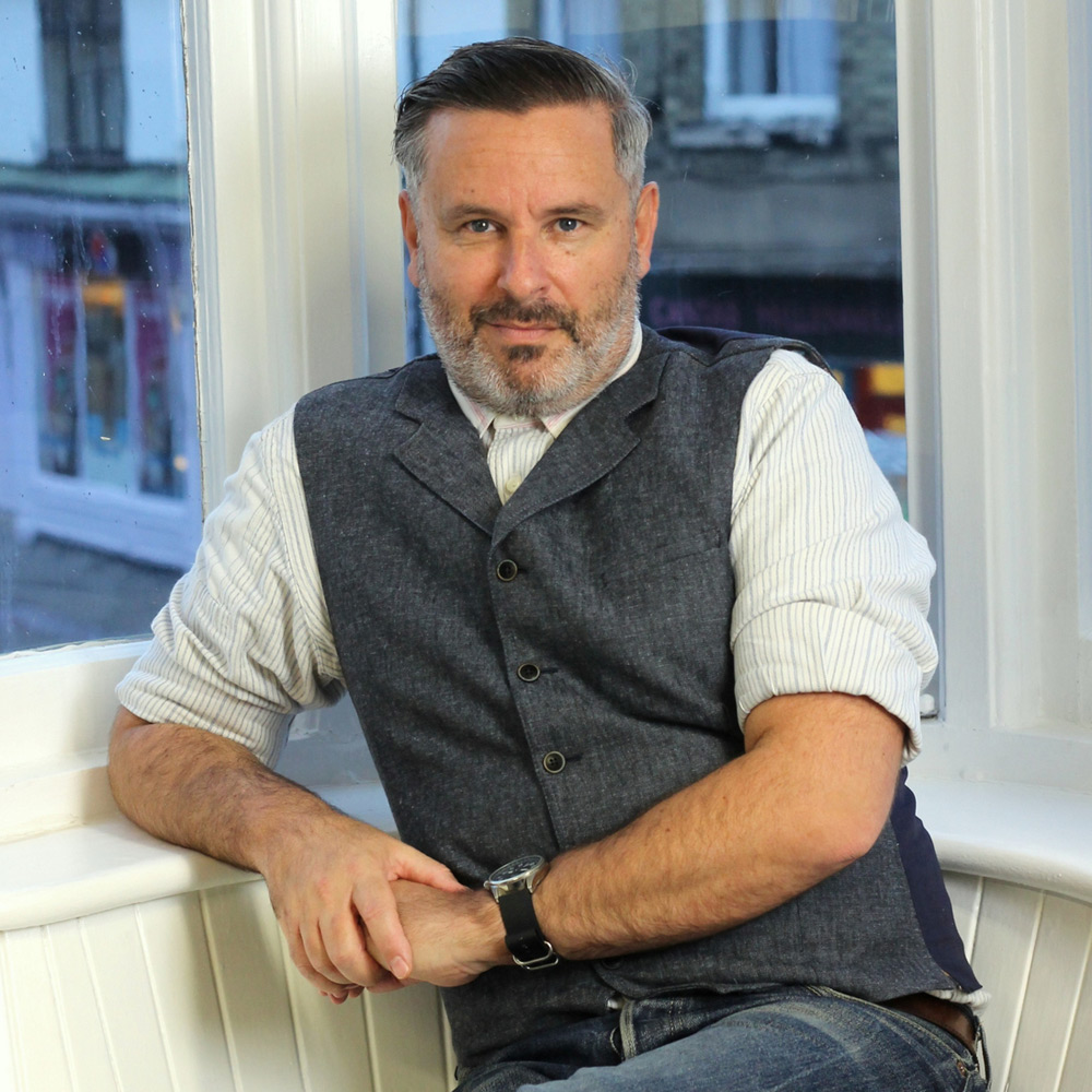 Nick WelshCreative Director -