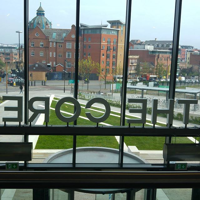 The Core at Newcastle University