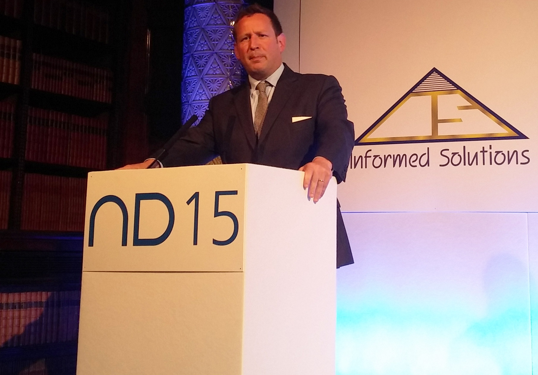 Ed Vaizey MP, Minister of State, DCMS andBIS
