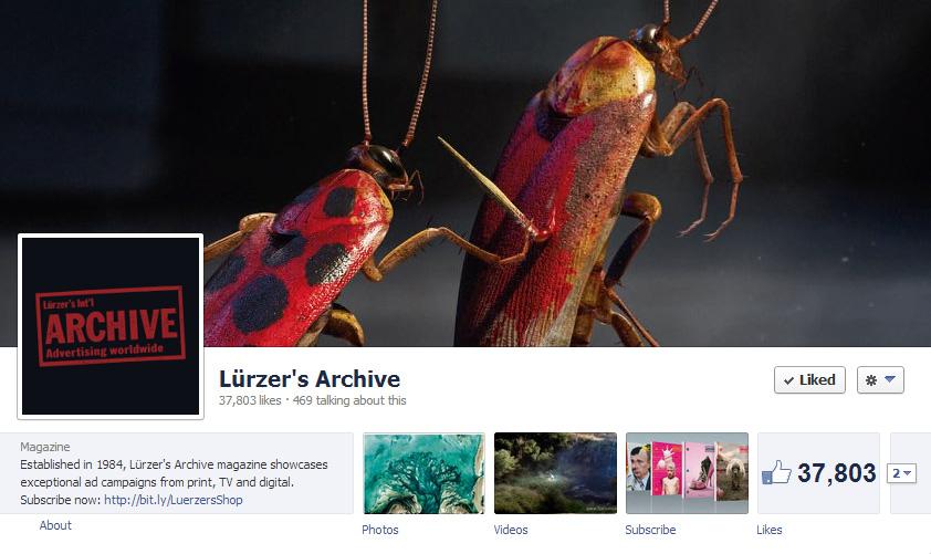 Luerzer's Archive on Facebook