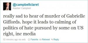 Campbell Giffords tweet