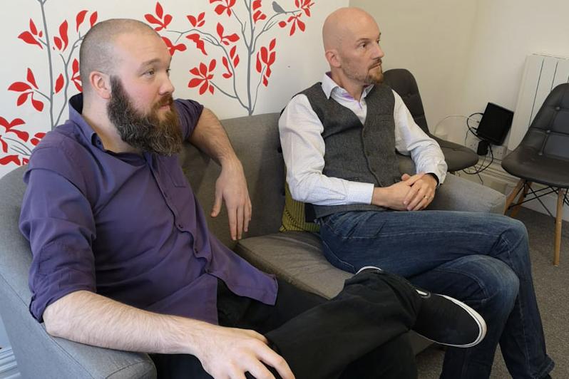 Rory Stobo in conversation with Jon Torrens