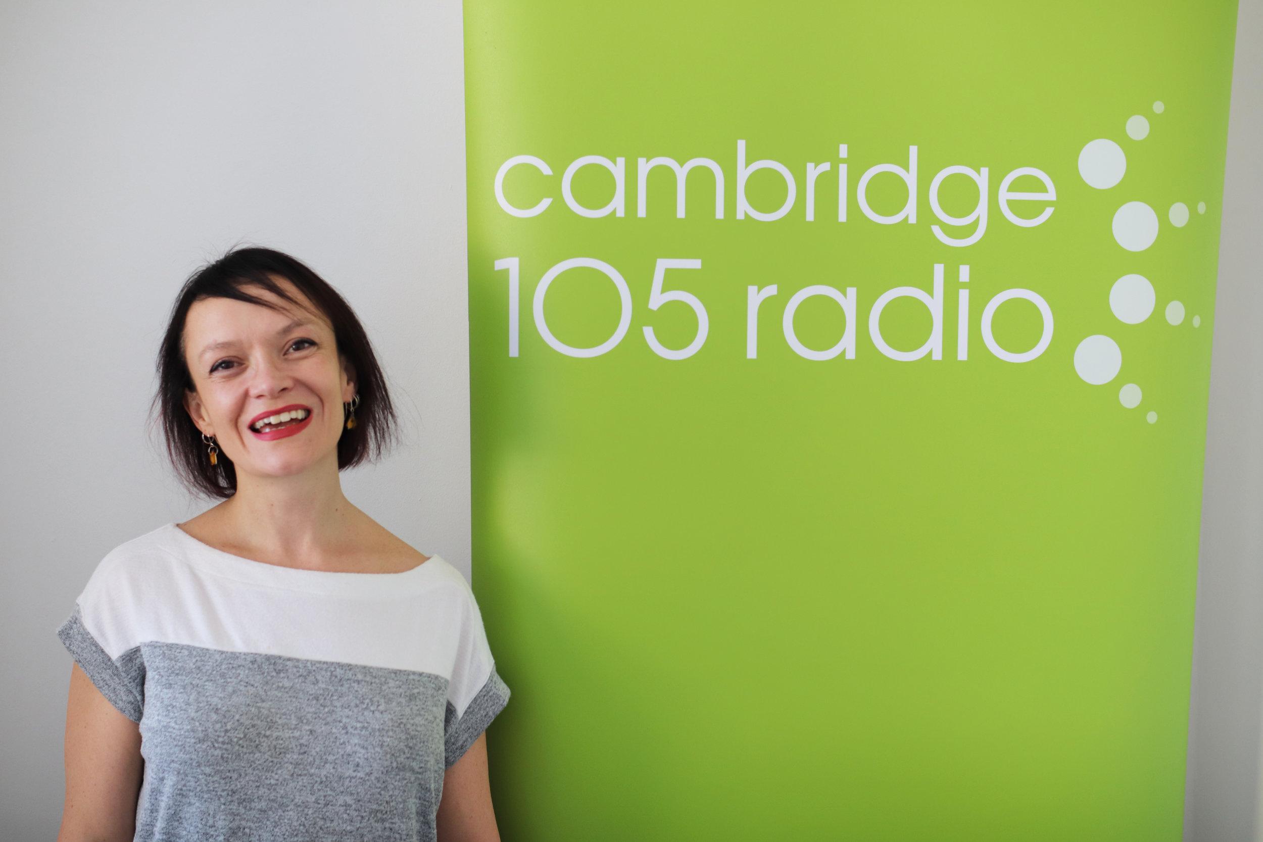 Sue Keogh to join Cambridge 105 Radio