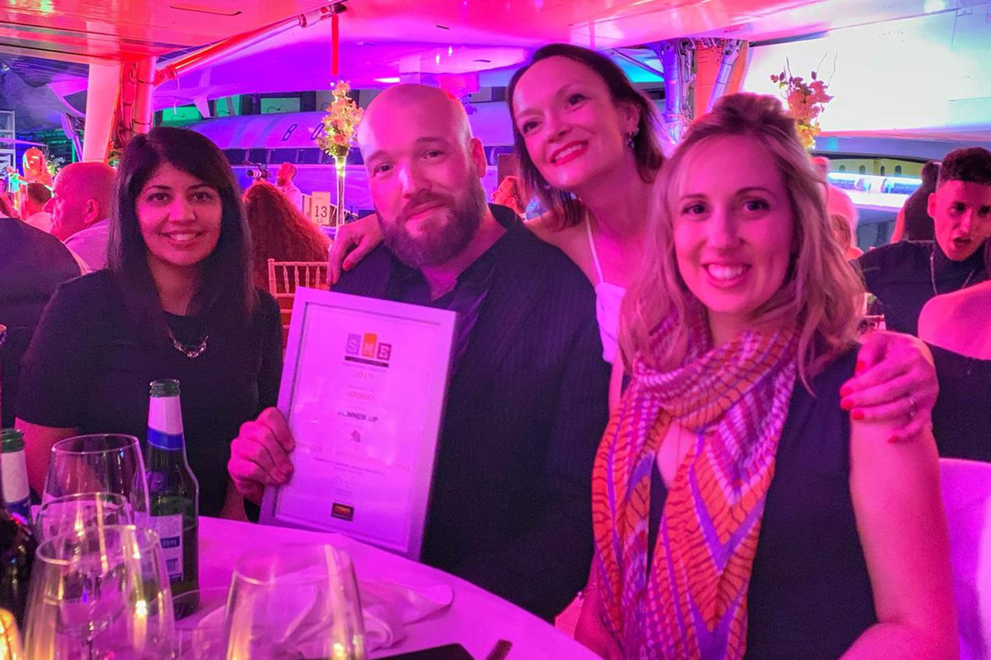Sookio SME Cambs awards