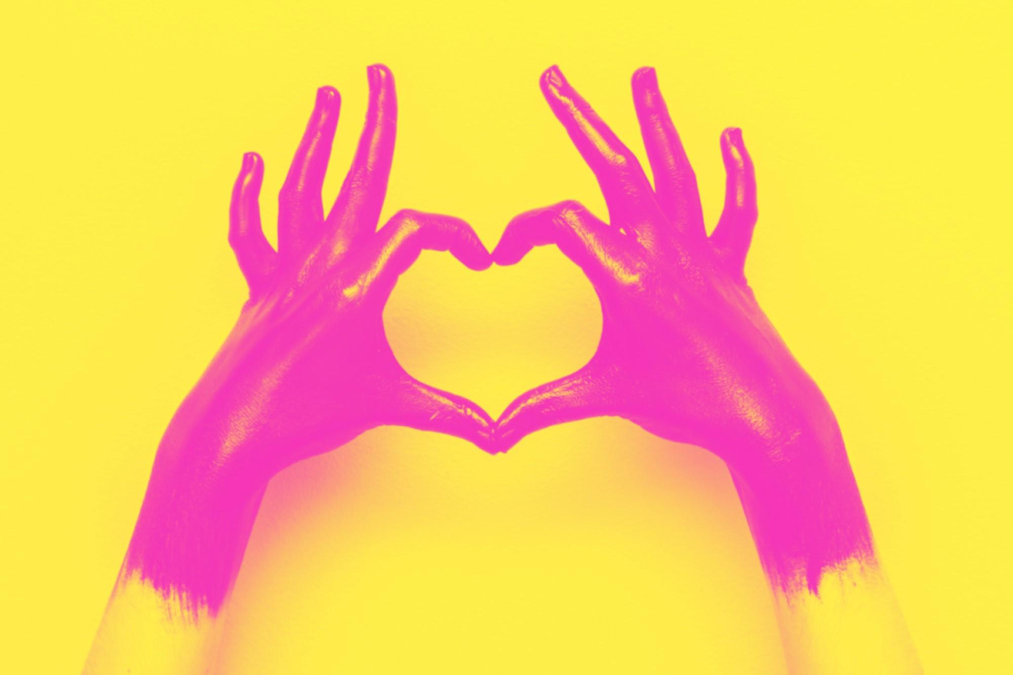 Hot pink heart paint.jpg