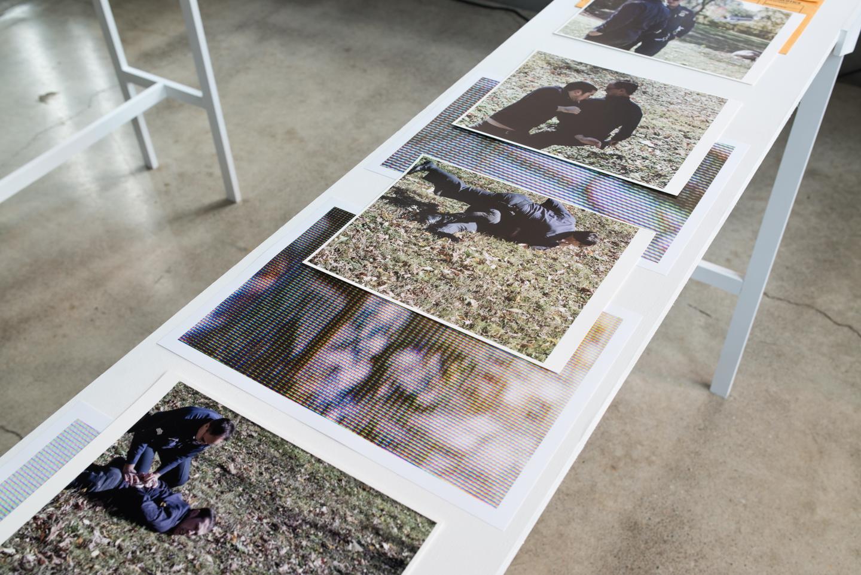 Arresting The Artist  Archival Pigment Prints 2016