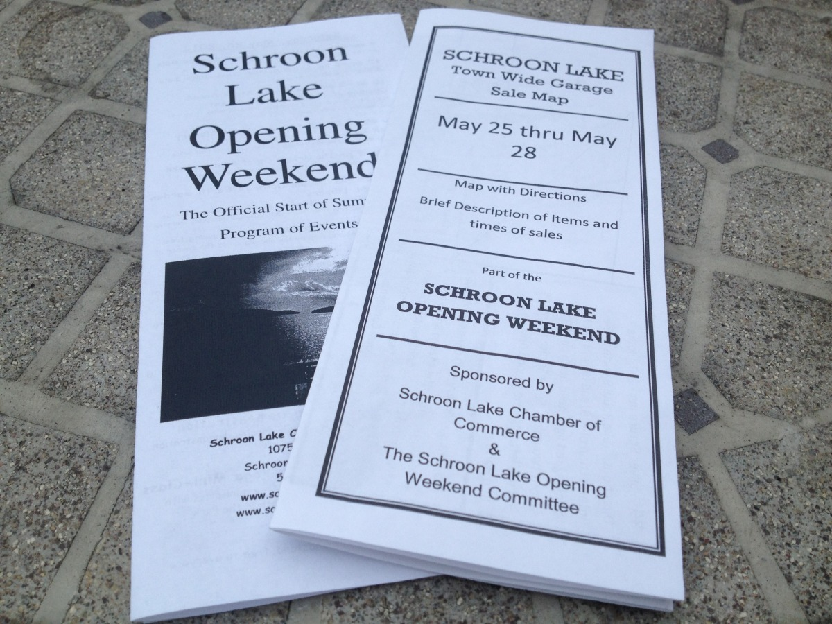 Opening 2012 Weekend Official Guide