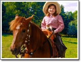 Take a ride at Circle B Ranch.