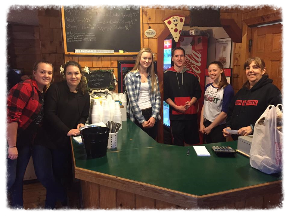 DeCesare's recently hosted a fundraiser for the SLCS Class of 2016.