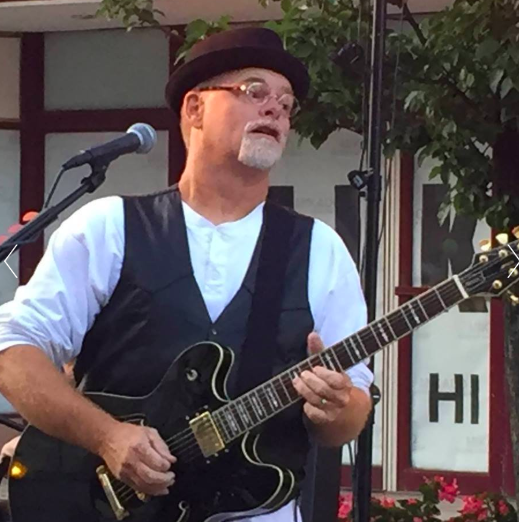 Phil Camp plays July 28.