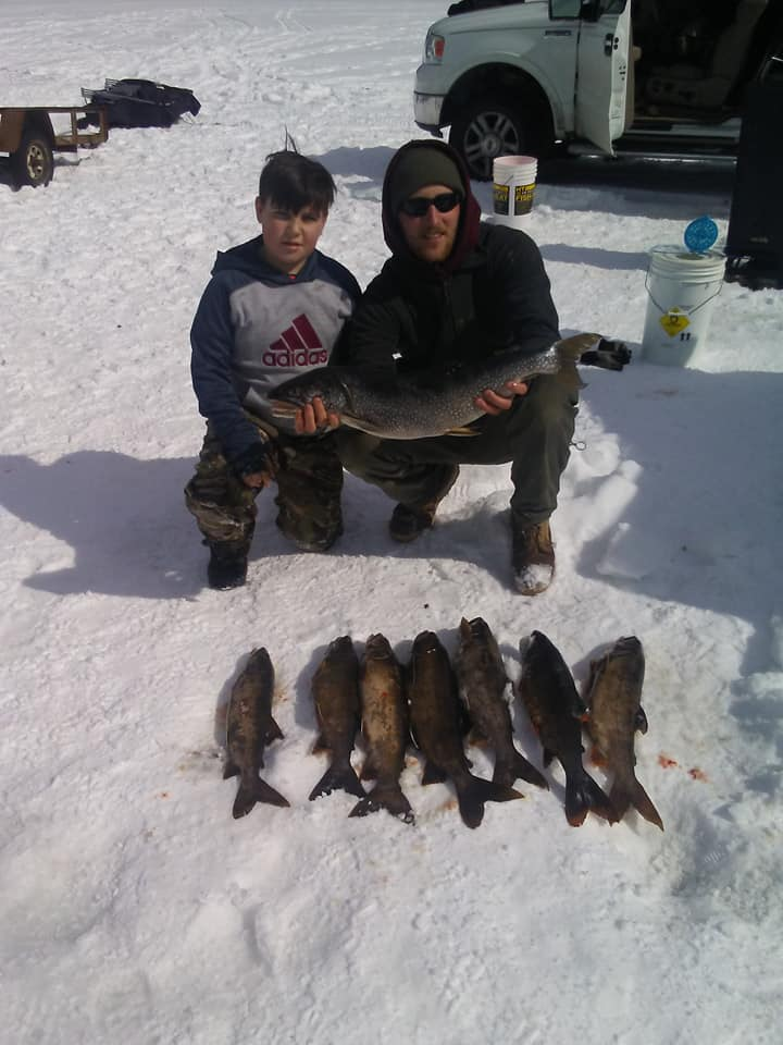 Courtesy   Jay Lapointe  ‎  Schroon Lake Fish & Game Club