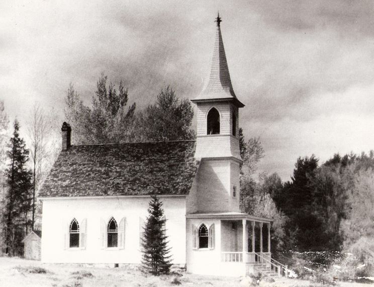 Church at south schroon?