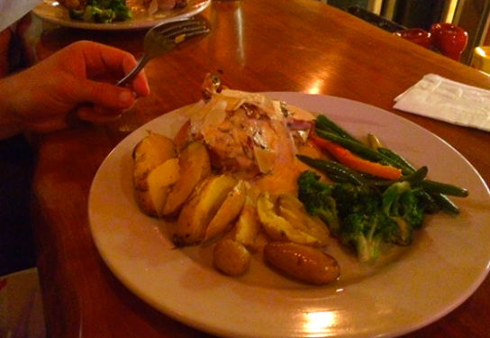 Sticks and Stones famous Statler Mountain Chicken